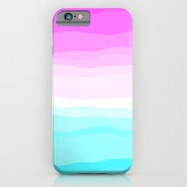 Ice Cream Unicorn Rock Candy Mountain iPhone Case