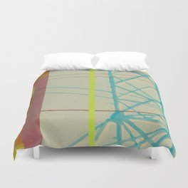 Abstraction VII Duvet Cover