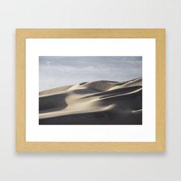 Huacachina Dunes Framed Art Print