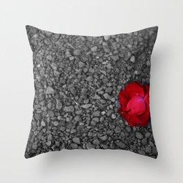 Elegant Simplicity Throw Pillow