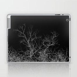 Dark night forest Laptop & iPad Skin