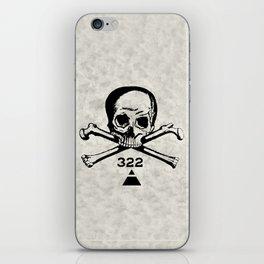 Skull & Bones iPhone Skin