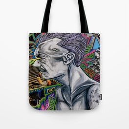 ZEF AS F Tote Bag