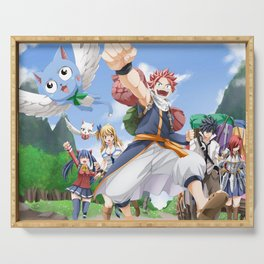 Fairy Tail games Serving Tray