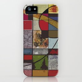 Circle of Colors iPhone Case
