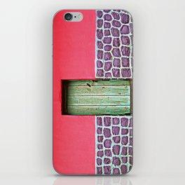 Doorways IV iPhone Skin