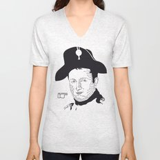 Napoleon Bonaparte Unisex V-Neck