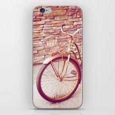 Rusty Spokes iPhone & iPod Skin