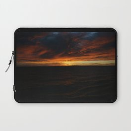 South Pacific Sunset DPG150625c Laptop Sleeve