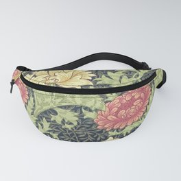 William Morris Chrysanthemum Fanny Pack