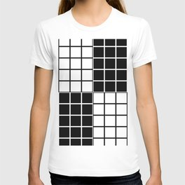 NOSTALGIC (BLACK-WHITE) T-shirt
