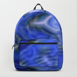 Stones in troubled water Backpack