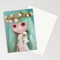 Enchanted Petal Stationery Cards