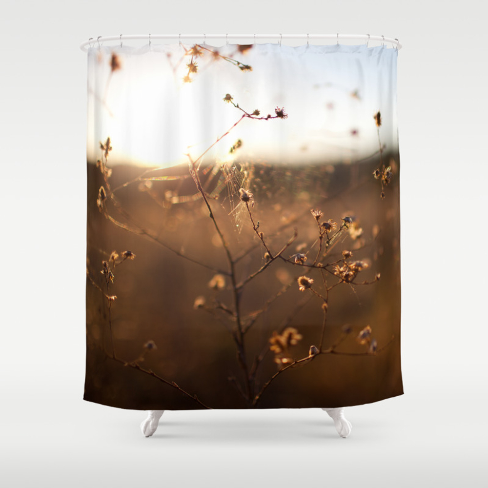 Don't Get Caught Shower Curtain by Jordanhmay CTN916504