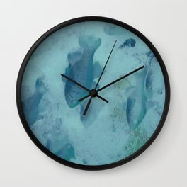 Submarino #5 Wall Clock