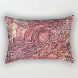 Cosmic Reacharound Rectangular Pillow