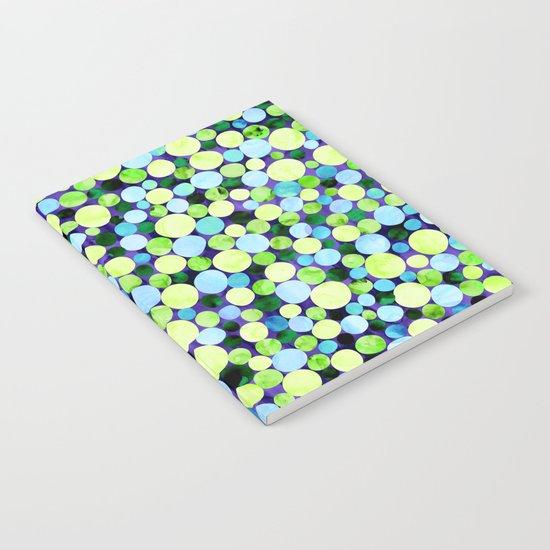 Confetti Pattern 04 Notebook