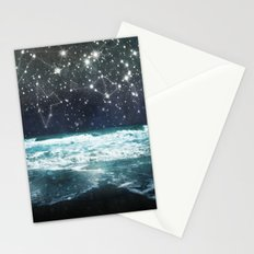 The Greek Upon the Stars Stationery Cards