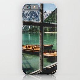Road Trip 26 - Dolomites iPhone Case