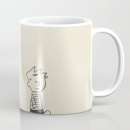 Calvin and Hobbes Coffee Mug