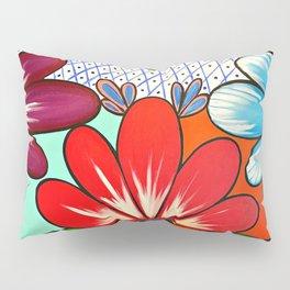 Talavera Tile Pillow Sham