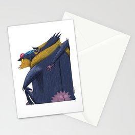 Mandril Stationery Cards