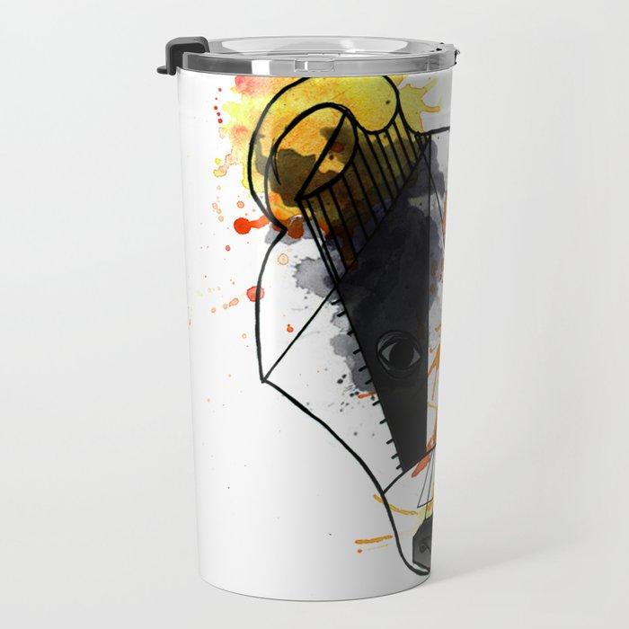 Hufflepuff Travel Mug