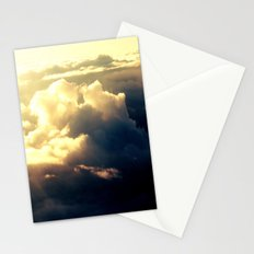 just a sky Stationery Cards