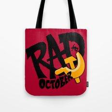 Rad October Tote Bag