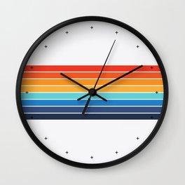 Vintage T-shirt No12 Wall Clock