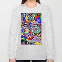 Raindrops by Bruce Gray Long Sleeve T-shirt