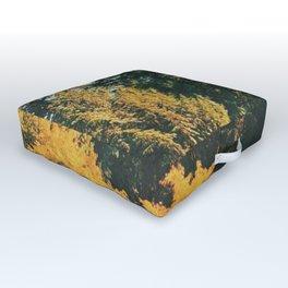 Autumn warmth - Pacific Northwest Outdoor Floor Cushion