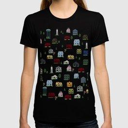 Collingwood Houses T-shirt