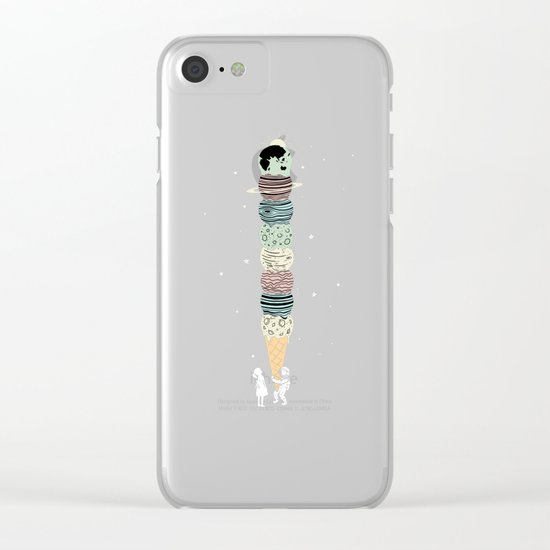 You Melt My Heart Clear iPhone Case