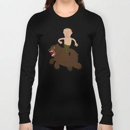 Putin Rider Long Sleeve T-shirt