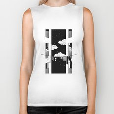 Thinking about you Biker Tank