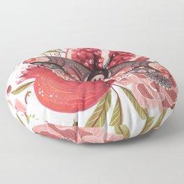 Moth Wings II Floor Pillow