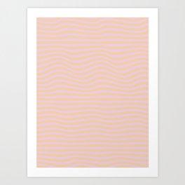 Wave Coulier Art Print