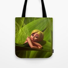 Leaves Fairy Tote Bag