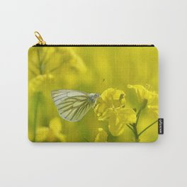 Rape with a butterfly 62 Carry-All Pouch
