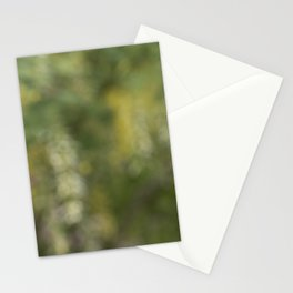 Flowers Obscured Stationery Cards