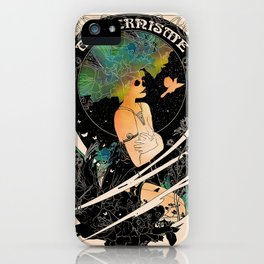Inner Beauty iPhone Case