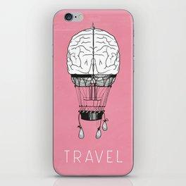 Brain Works iPhone Skin