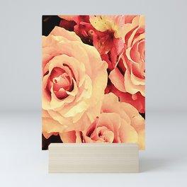 My Rose Garden Mini Art Print