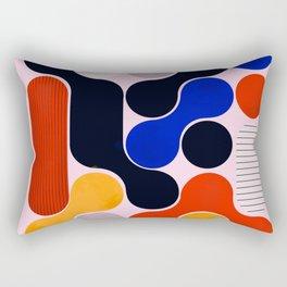 Mid-century no5 Rectangular Pillow