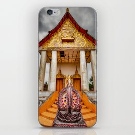Somdet Temple iPhone Skin