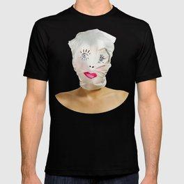Plastic bag T-shirt