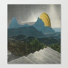 Artificial Landscape 1 Canvas Print