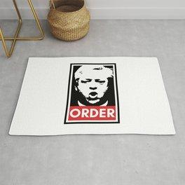 Order - John Bercow Rug