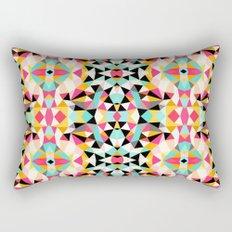 Kawaii Tribal Rectangular Pillow